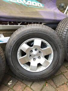 TOYOTA FJ Cruiser, 4 Runner Wheels & Tires