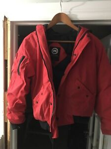 Canada Goose kids jacket size XL