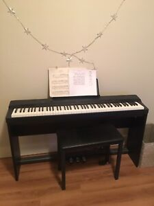 Sell brand new electronic piano