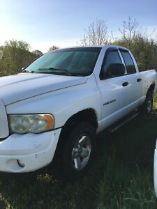 Parting out 2003 Dodge Ram