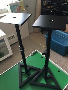 Yorkville Studio Monitor stands