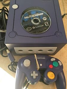 Nintendo game Cube system.