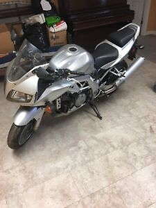 2003 sv1000s with extras
