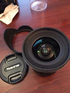 Tokina AF 11-16mm f/2.8 Pro DX (Canon)