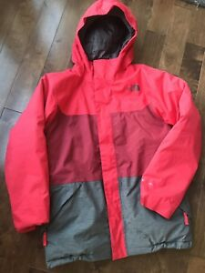 North Face winter jacket and pants