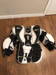 Reebok 11k intermediate XL pro goalie chest protector