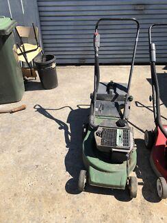 Victa 2 stroke  lawn mower power torque