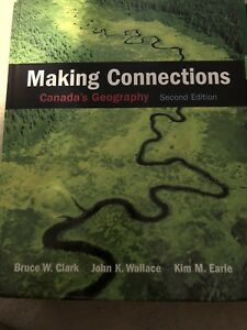 Making Connections Canada's Geography