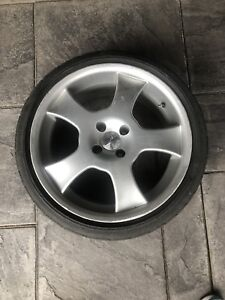 Federal Super Steel 595 Tires with Artec Rims