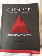 Chemistry the central science textbook Broadbeach Gold Coast City Preview