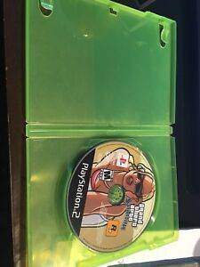 Jeu Playstation 2 GRAND THEFT AUTO SAN ANDREAS
