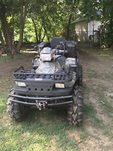 2001 Polaris sportsman 500 ho