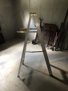 5-1/2 foot step ladder.