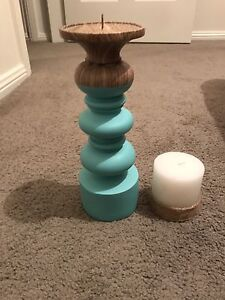 Aqua Candle Pillar North Richmond Hawkesbury Area Preview