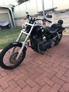 Harley Davidson 2010 Dyna Wide Glide Swan View Swan Area Preview