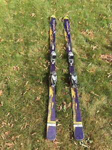 Ski's and boots