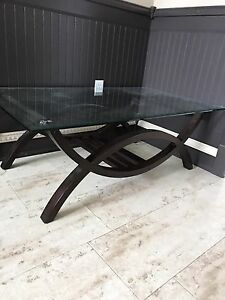 Coffee and couch table