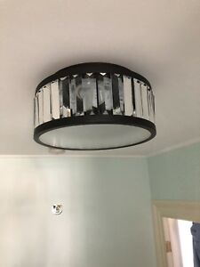 4 BNIB flush mount LED lights