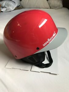 Red L/XL Sandbox Classic Helmet