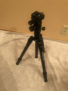 Carbon fibre tripod with ballhead