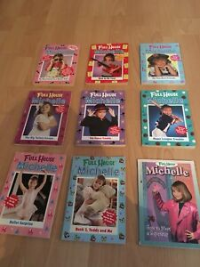 Full house, mary-kate and ashley books