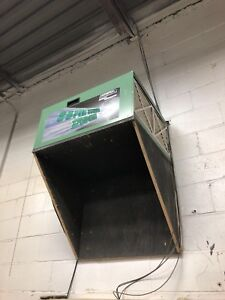 1250 CFM General Intl Air Cleaner / dust collector