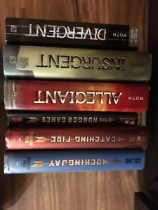 Divergent and Hunger Games Series