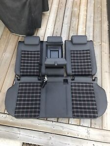 MK5 VW golf/rabbit/GTI rear seats