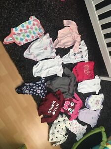 Baby girl clothes 0-3 /3-6