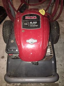 Gas pressure washer for sale or trade