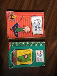 Cheap, used children's books for sale (scroll)