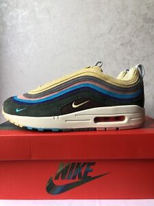 NIKE AIR MAX SEAN WOTHERSPOON 97s SIZE 8.5