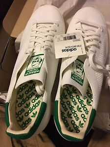 Brand new in box Stan Smith OG PK's Green and white.
