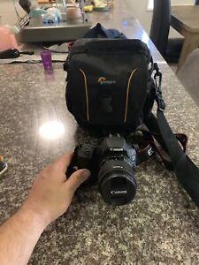 Canon 200 D camera