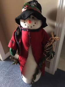 Frosty your Christmas snowman