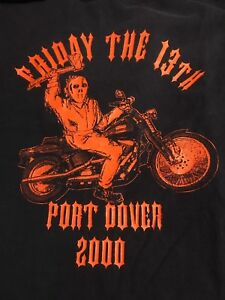 Vintage Harley Friday the 13th