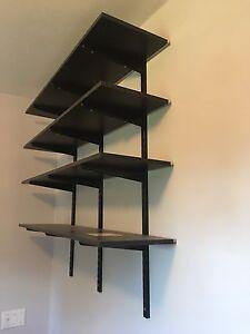 Rubbermaid multipurpose shelves for sale