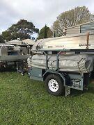 Off road camper trailer  Nyora South Gippsland Preview
