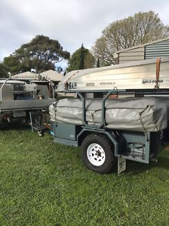 Off road camper trailer  Nyora South Gippsland Preview