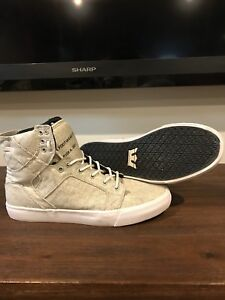 Supra High tops (never used)