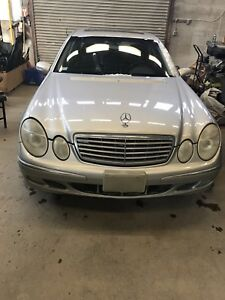 2003 Mercedes E320 RWD Complete Part Out