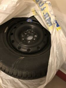 Ford Escape winter snow tires and wheels rims