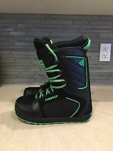 Firefly Junior Snowboard Boots Size 24.5