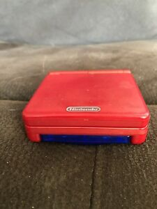 Gameboy Advance SP w/charger