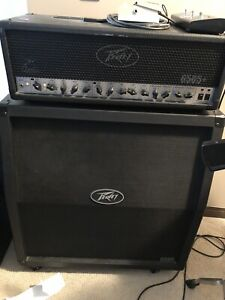 Peavey 6561+ head and cab