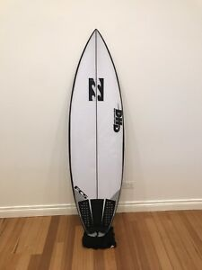 Surfboard DHD 3DV 5'11 @ 30.9 litres