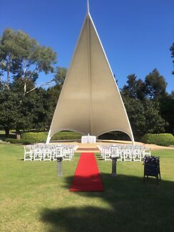 Wonderland Wedding Ceremony Hire Packages incl set up from $300