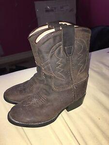 Boys size 9 Cowboy boots