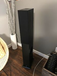 JBL Loft 50 and 20 Tower speakers and centre channel