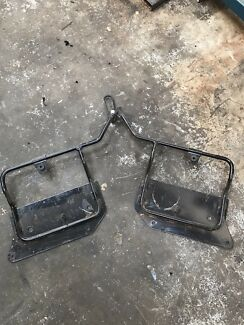 Harley Davidson saddlebag brackets